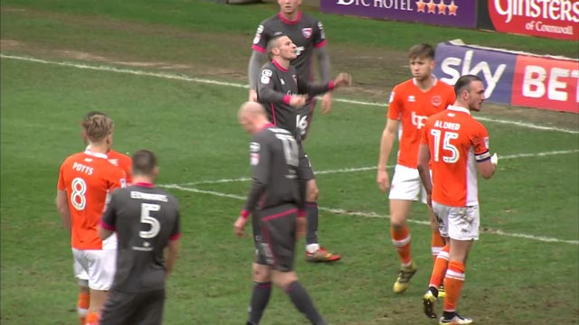 Blackpool vs Morecambe