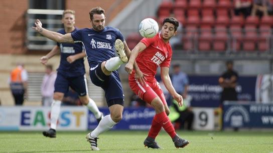 Leyton Orient vs Southend